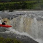 Pieter Swanepoel horse shoe falls