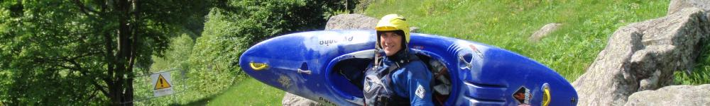 Diary of a middle aged kayaker