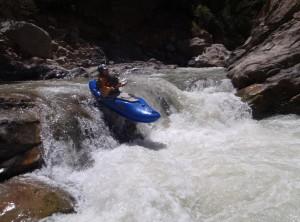 Ahanesal river