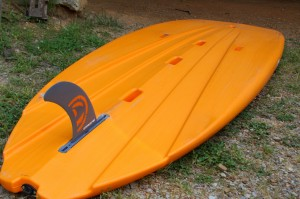 Bottom of the Surfer!