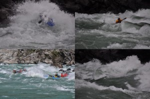 Whitewater impressions